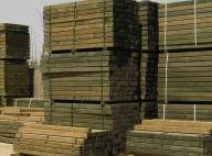 Tuin Houten Palen : Tuinhoutmarkt hout