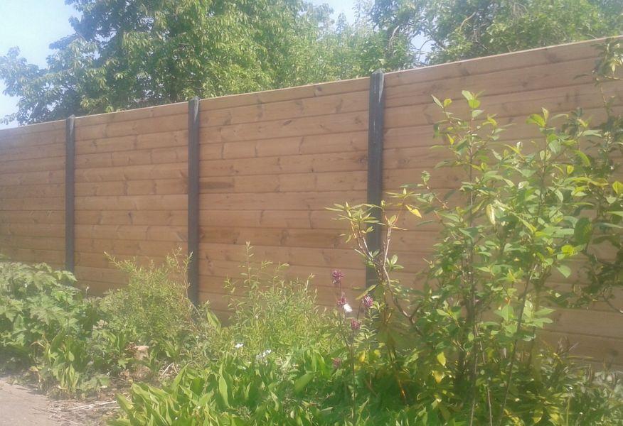 Tuinhoutmarkt : Lichtgewicht Beton palen met Gleuf 30 mm