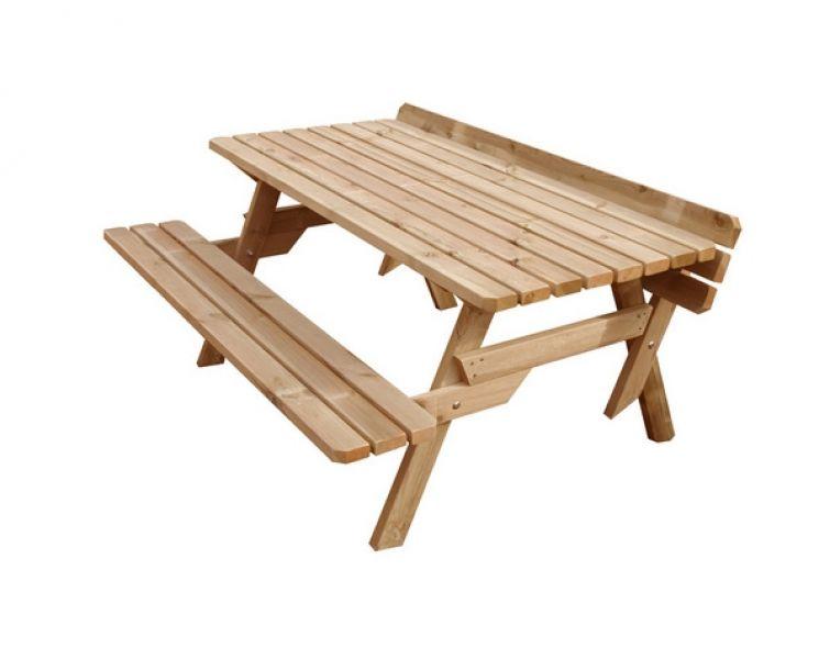 Picknick Tafel Stevig.Tuinhoutmarkt Picknick Tafel Pro